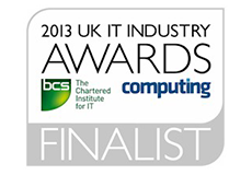Image of Computing Award 2013