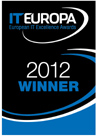ITE IT Awards Winner 2012 Logo
