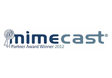 Image of Mimecast partner award 2012