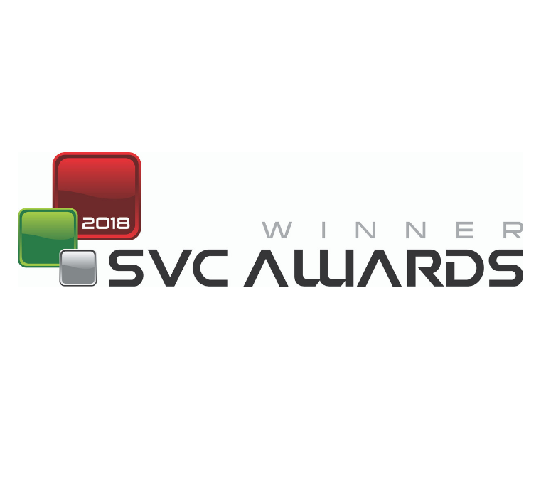 SVC winners award logo