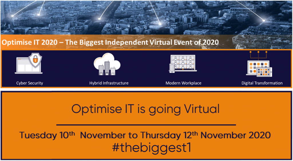Taking Optimise Virtual – The Story so Far!